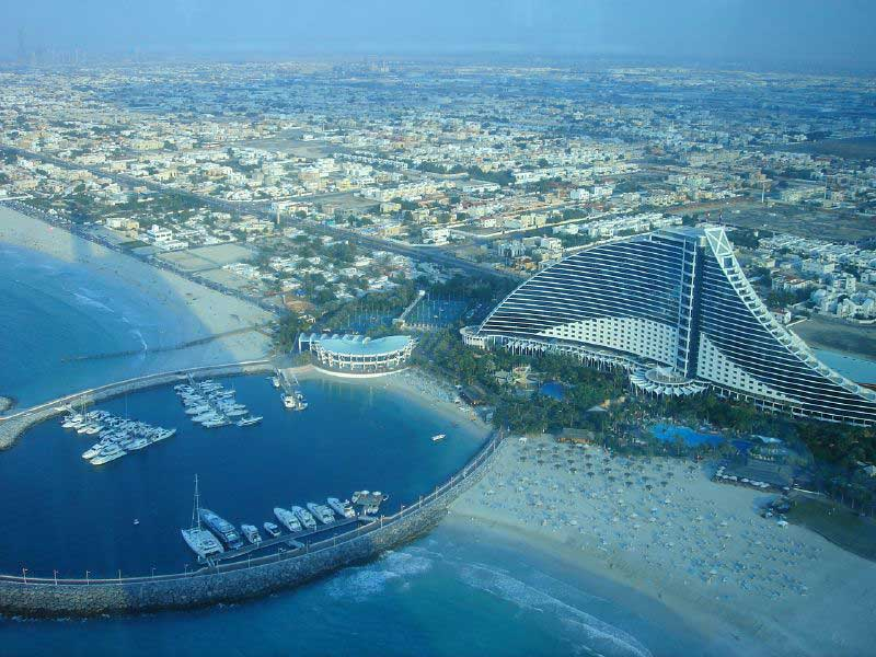 Jumeirah beach hotel dubai dubai travel tips for Best beach hotels in dubai